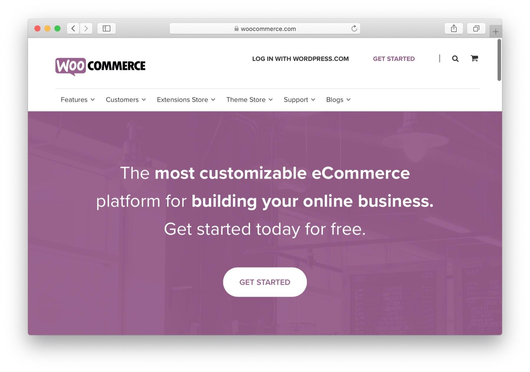 woocommerce-开展电子商务业务的绝佳平台