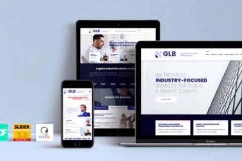 Glb v1.0.19 –自适应多用途WordPress主题