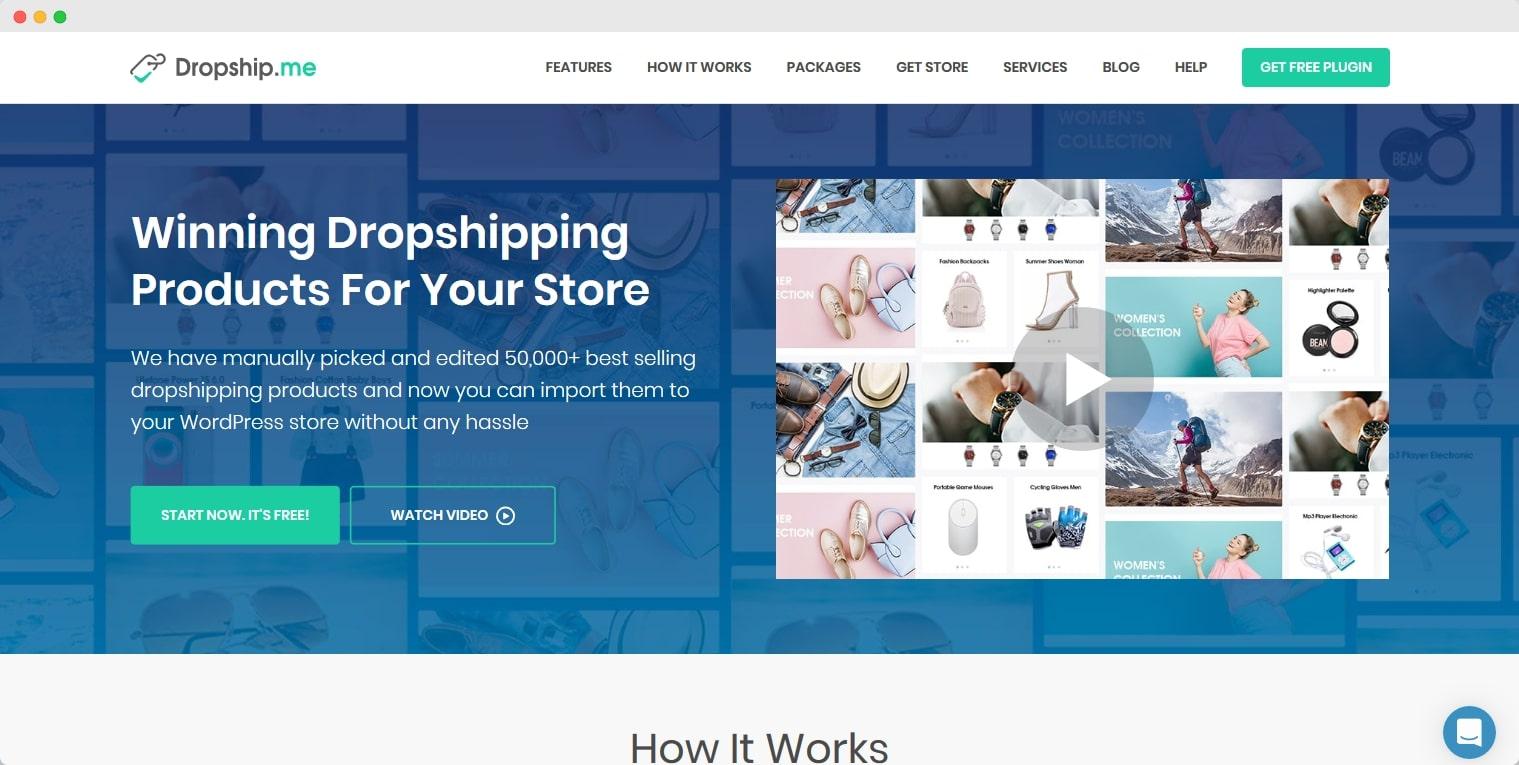 DropshipMe WooCommerce Dropshipping插件