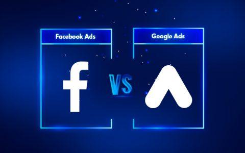 Facebook Ads與Google Ads:深度比較