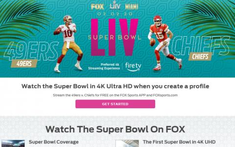 FOX Sports的超级碗页面如何获得4K关键字排名+ 800个反向链接