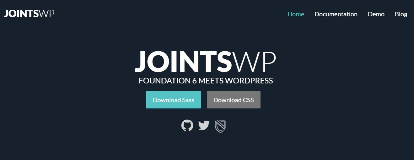 JointsWP wordpress入门主题
