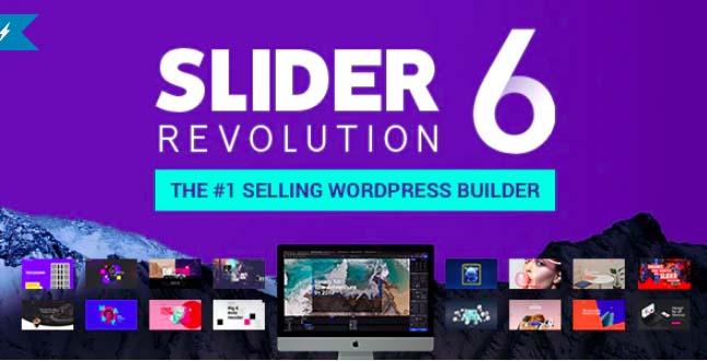 Slider Revolution响应式WordPress插件