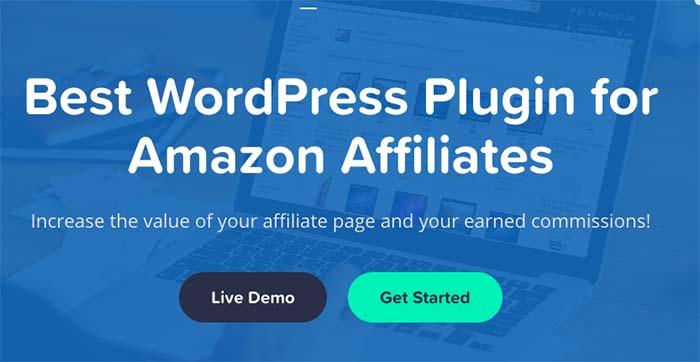 Amazon Affiliate WordPress插件