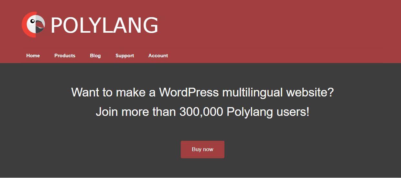 polylang多语言WordPress插件