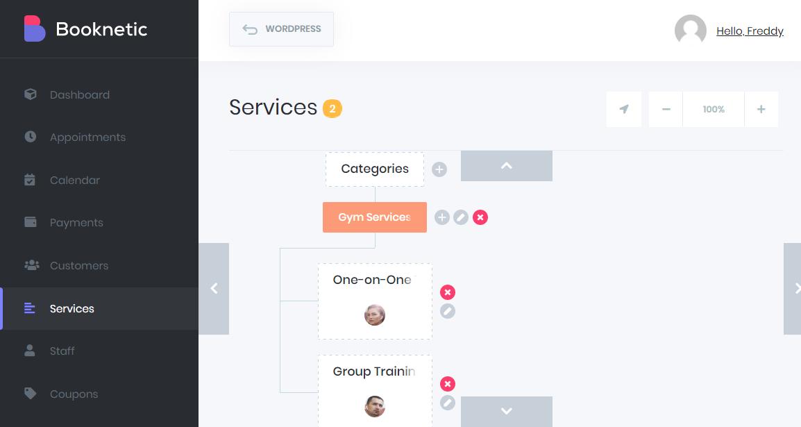 Booknetic:WordPress预约与预订
