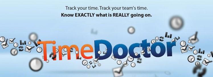Time Doctor,远程工作工具,生产力工具