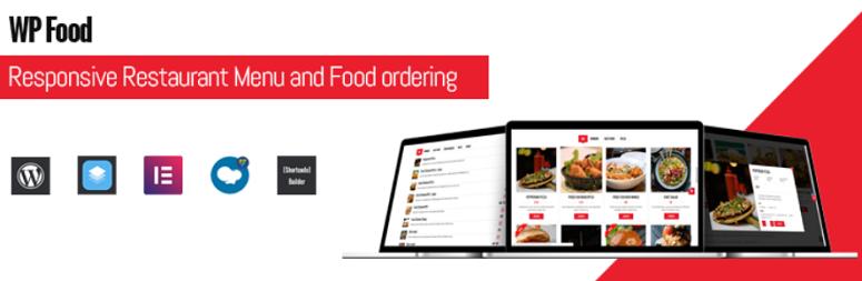 WP食品订购和餐厅菜单