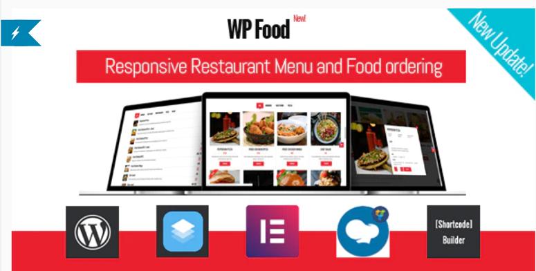 WP Food,餐厅菜单插件