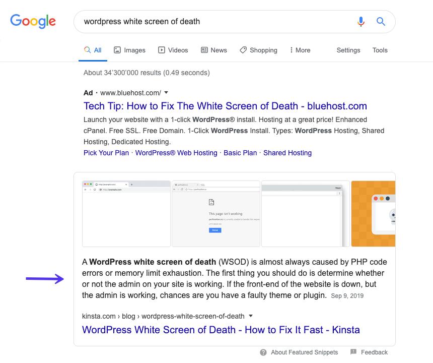 WordPress SEO: The Google Knowledge Graph