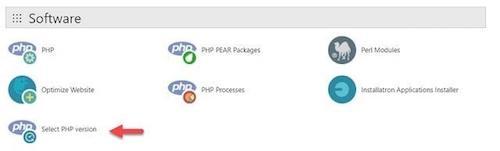 wordpress-cpanel-php-select