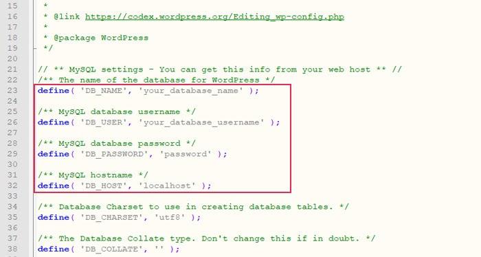 2-Checking-database-access-data