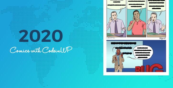 2020年最佳科技漫画