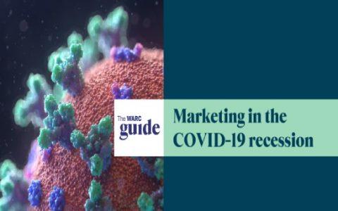COVID-19经济衰退中的营销  WARC