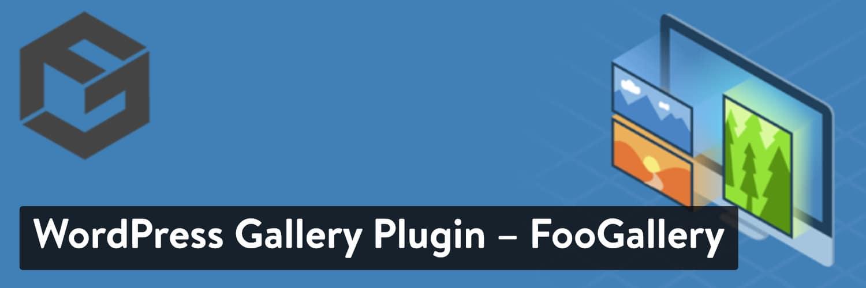 FooGallery WordPress插件