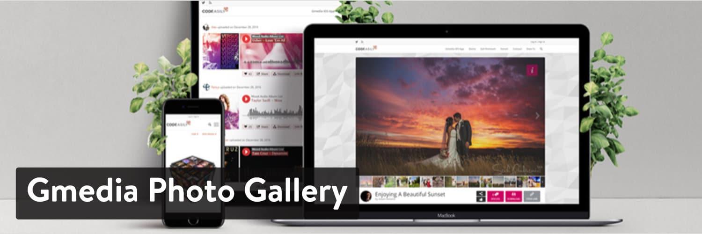 Gmedia Photo Gallery WordPress插件