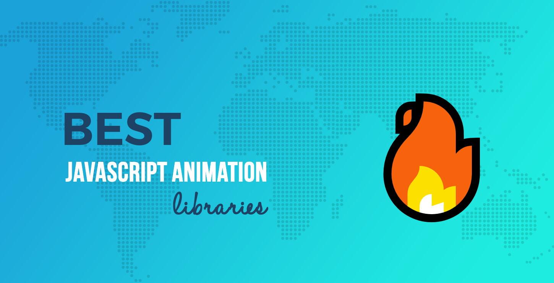 最佳JavaScript动画库