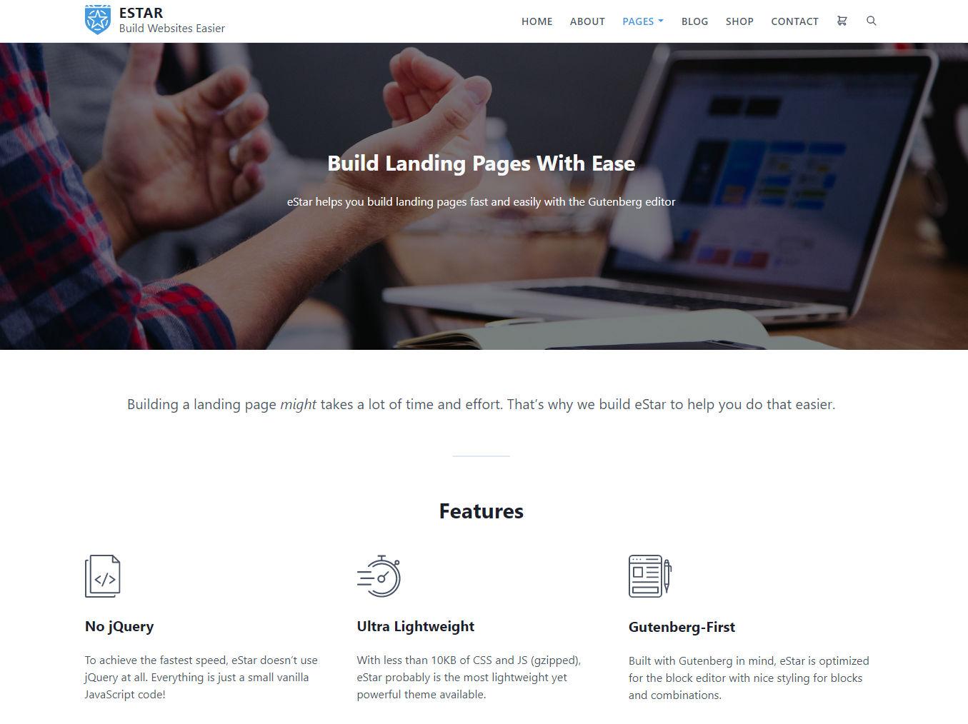 gretathemes-releases-lightweight-block-ready-estar-wordpress-theme-1 GretaThemes发布了Lightweight,-ready-estar WordPress主题