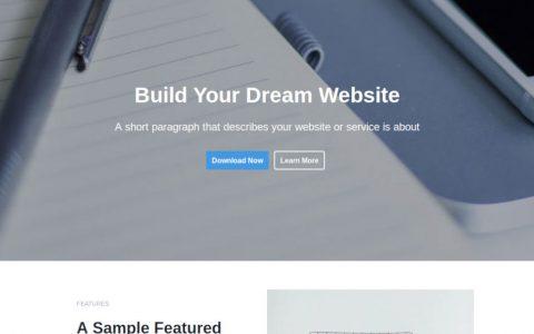 GretaThemes发布轻量级,可用于块的eStar WordPress主题
