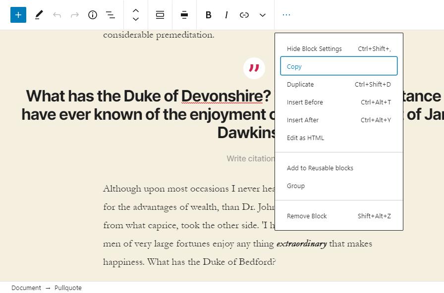 gutenberg-8-1-包括块复制证明书样式和样式用户界面更新Gutenberg 8.1包括块复制,证明书样式和样式UI更新