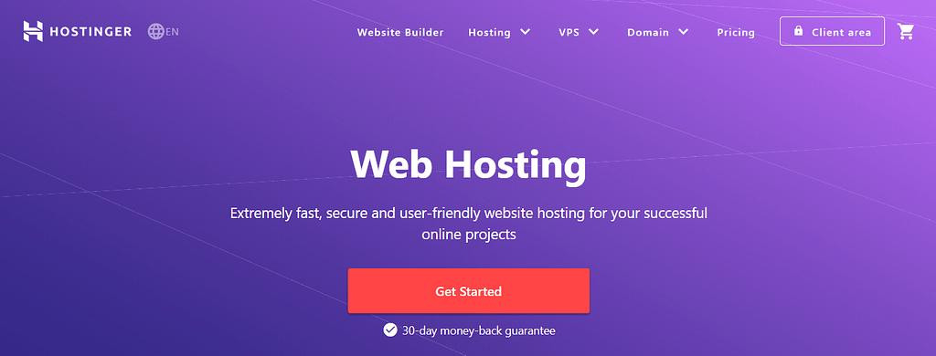 Hostinger提供特别便宜的WordPress托管