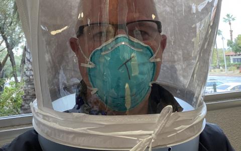 WordPress贡献者Andy Fragen分享了COVID-19大流行期间他作为创伤外科医生的经历