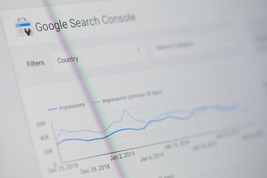 Google Search Console在加利福尼亚州圣地亚哥添加了COVID-19公告控件
