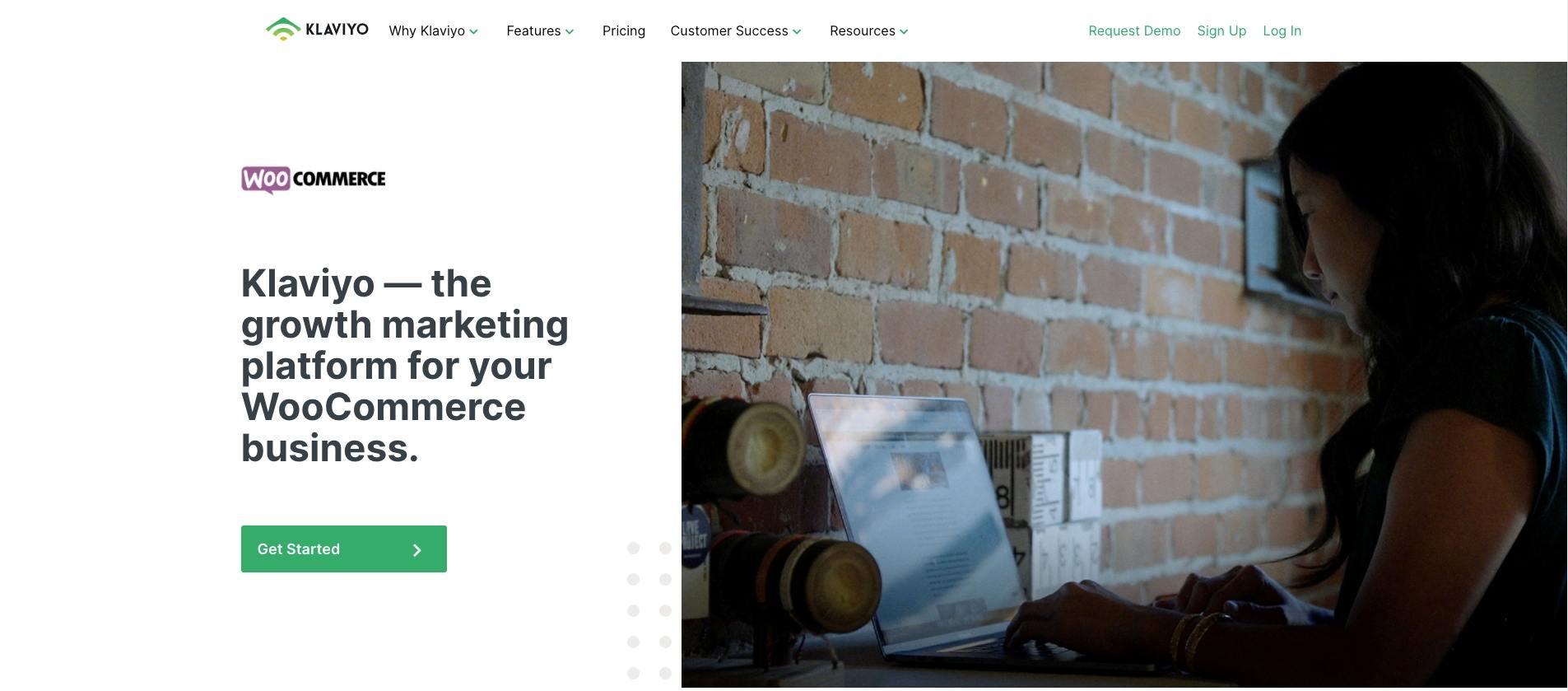 Klaviyo-WooCommerce电子邮件营销