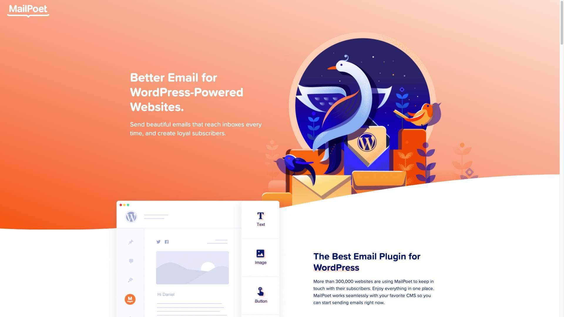 MailPoet为WordPress用户提供电子邮件营销