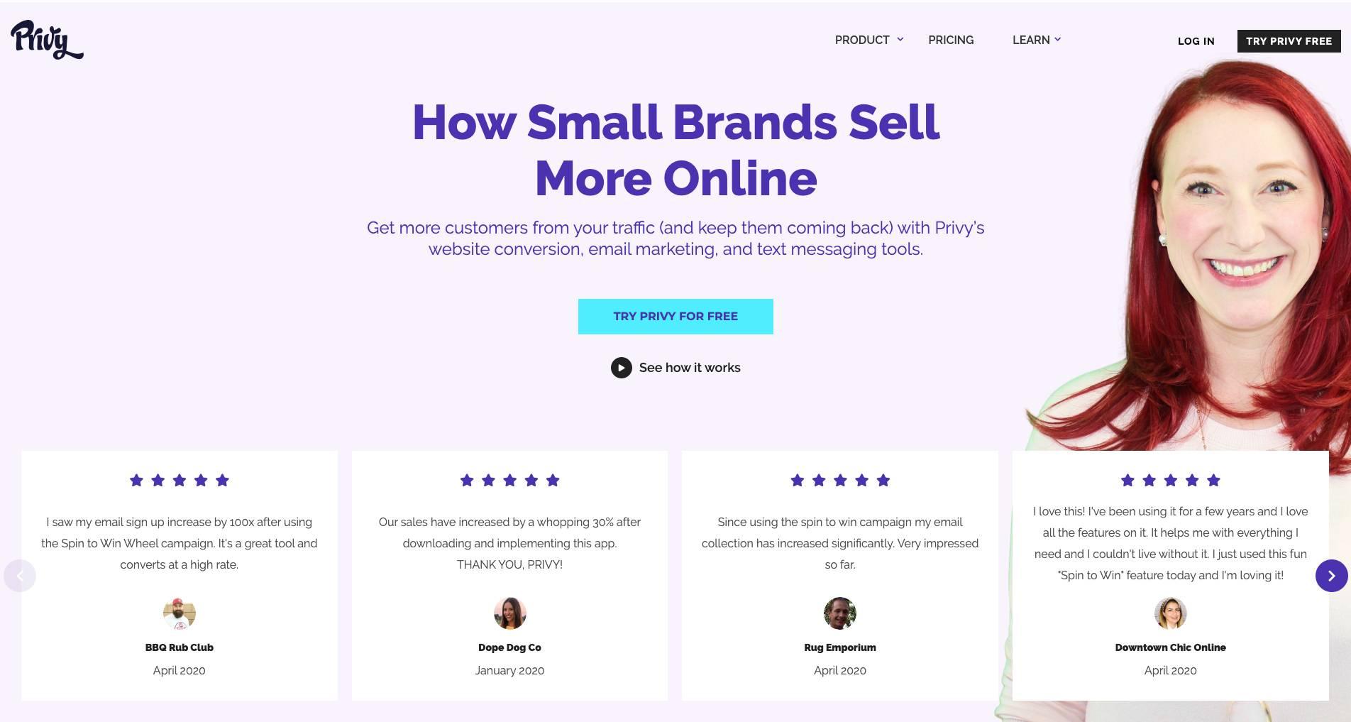 Privy提供WooCommerce电子邮件营销集成