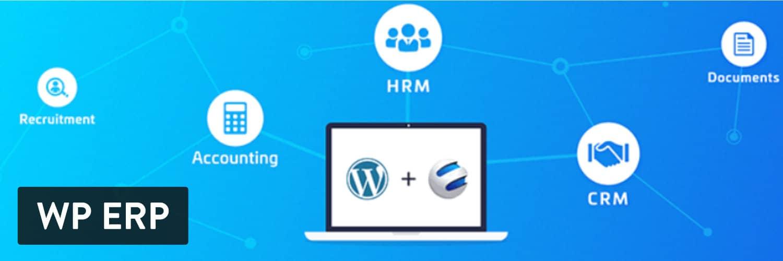 WP ERP WordPress插件