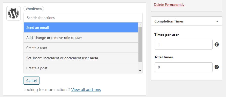 automatorwp如何自动执行wordpress-10中的几乎所有操作AutomatorWP:如何自动执行WordPress中的几乎所有操作