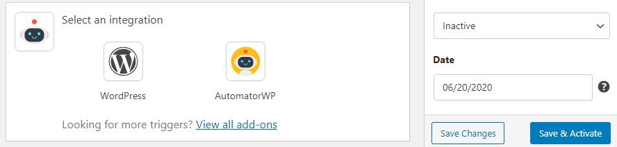 automatorwp-如何自动执行wordpress-4中的几乎所有操作AutomatorWP:如何自动执行WordPress中的几乎所有操作