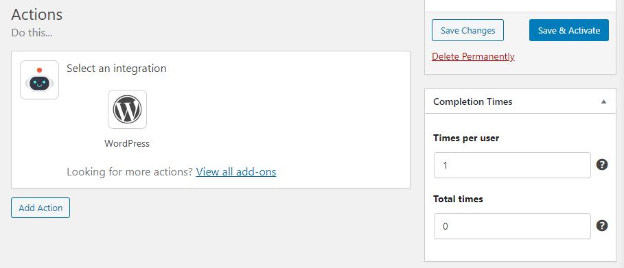 automatorwp如何自动执行wordpress-9中的几乎所有操作AutomatorWP:如何自动执行WordPress中的几乎所有操作