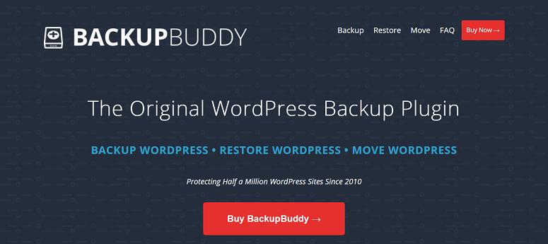 BackupBuddy迁移插件,备份插件