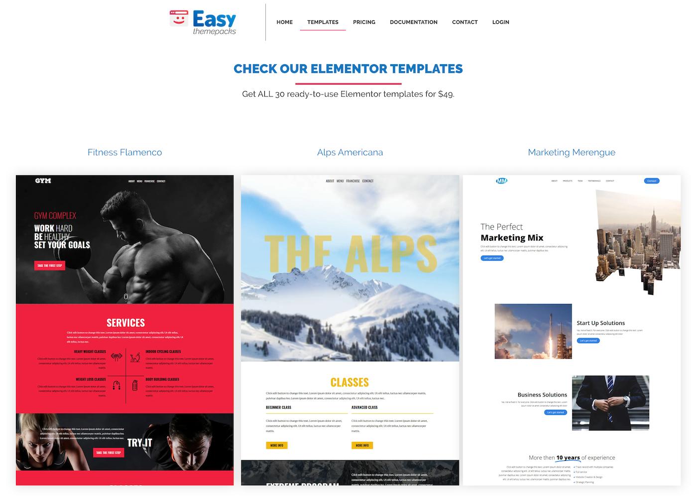 EasyThemePacks