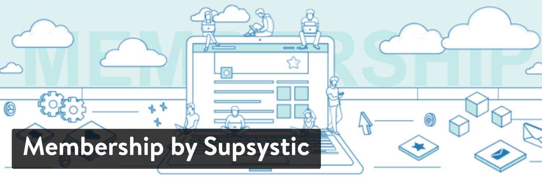 Supsystic WordPress插件的会员资格