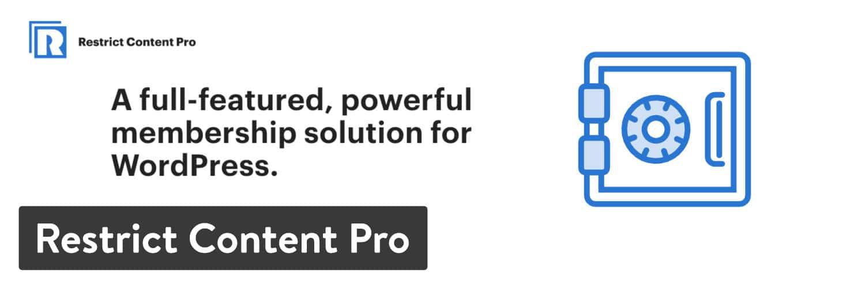 限制Content Pro WordPress插件