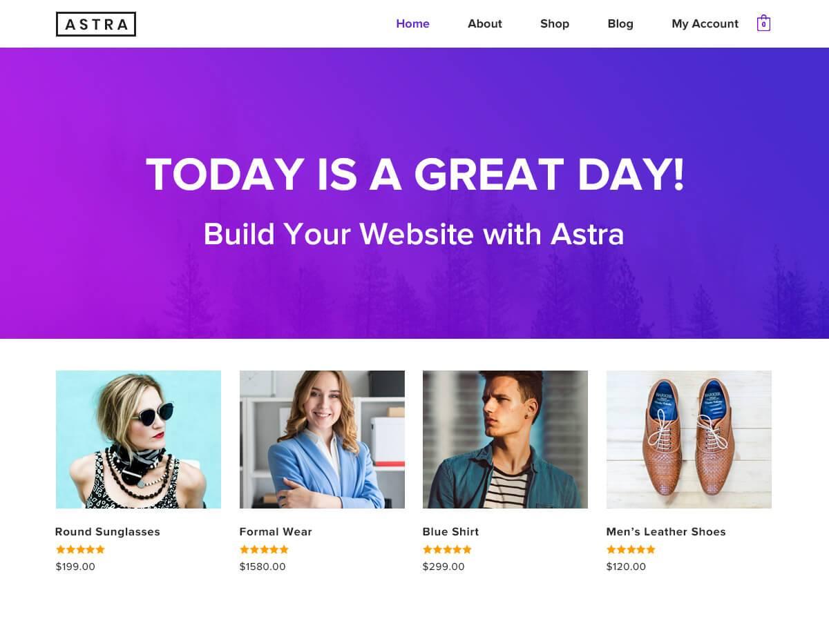 Astra成为唯一的非默认WordPress主题安装量达100万的安装程序Astra成为唯一的非默认WordPress主题,安装量达100万