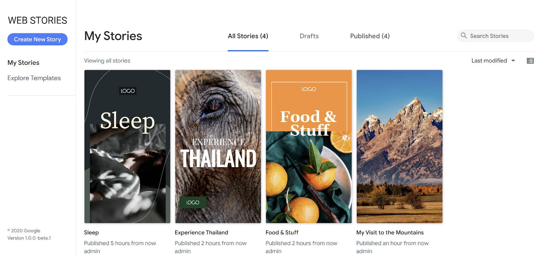 google-lanchches-amp-powered-web-stories-beta-of-wordpress-1的Google发布针对WordPress的AMP-powered Web Stories插件的Beta