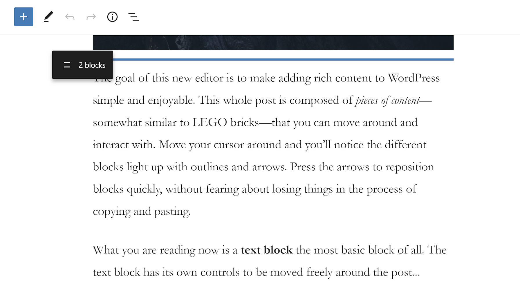 gutenberg-8-5添加了一个单库图像编辑允许图像从外部来源上传并改进拖放1 Gutenberg 8.5添加单个库图像编辑,允许图像上传从外部来源,并改善拖放