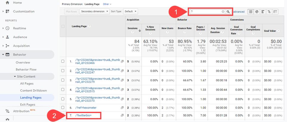 如何使用Google-analytics-3跟踪着陆页重定向信息如何使用Google Analytics(分析)跟踪着陆页重定向信息