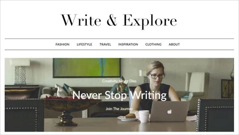 极简主义博客