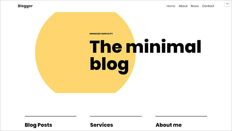 Neve Minimal WordPress博客主题
