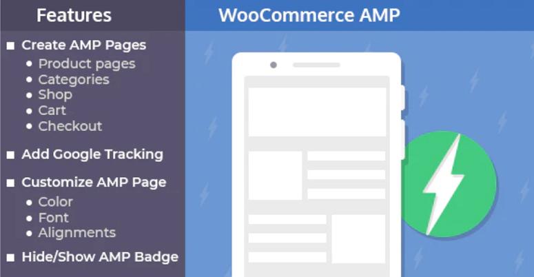 AMP-WooCommerce插件