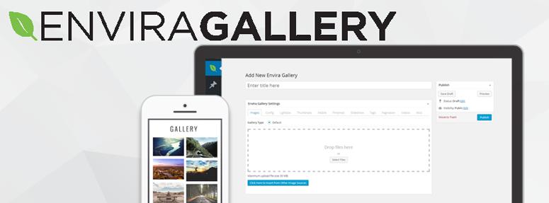 Envira Gallery,产品组合插件