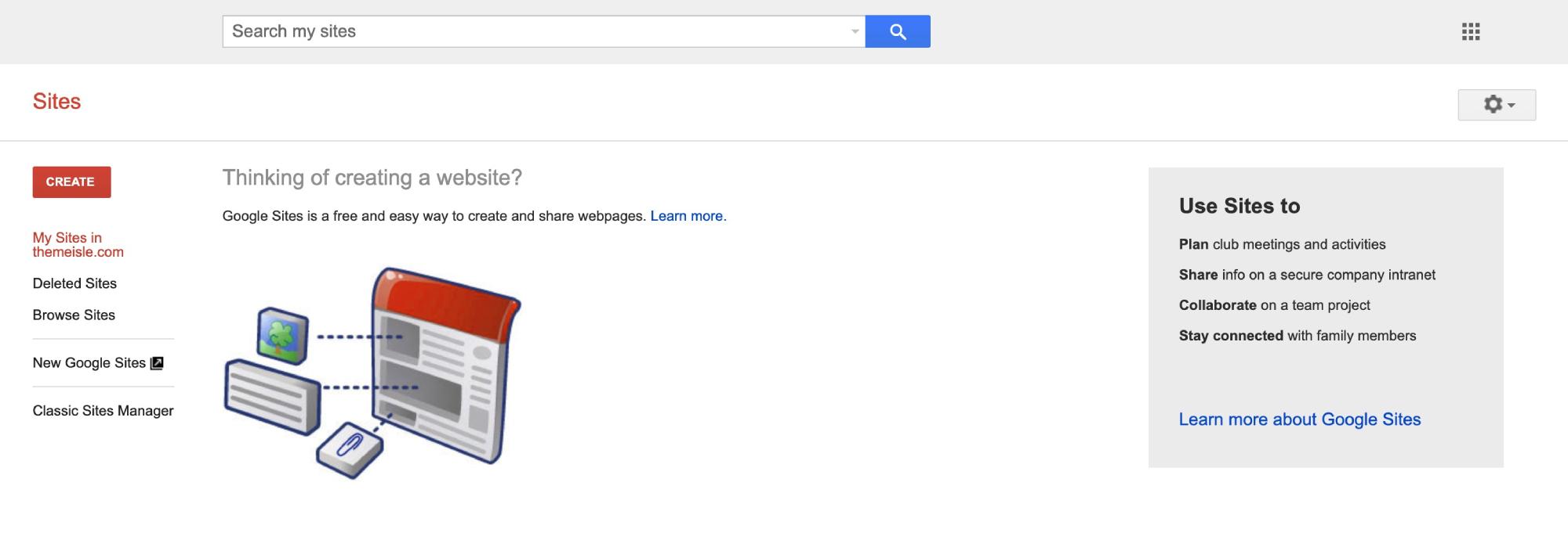 Google网站