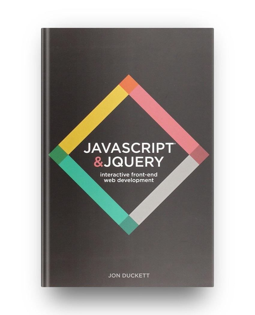 最佳JavaScript书籍:JavaScript和jQuery