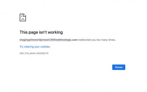 "如何对WordPress网站上的"" err_too_many_redirects""进行故障排除"