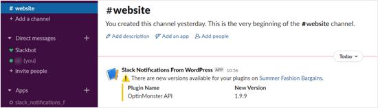 plugin-update-notification-message-in-slack